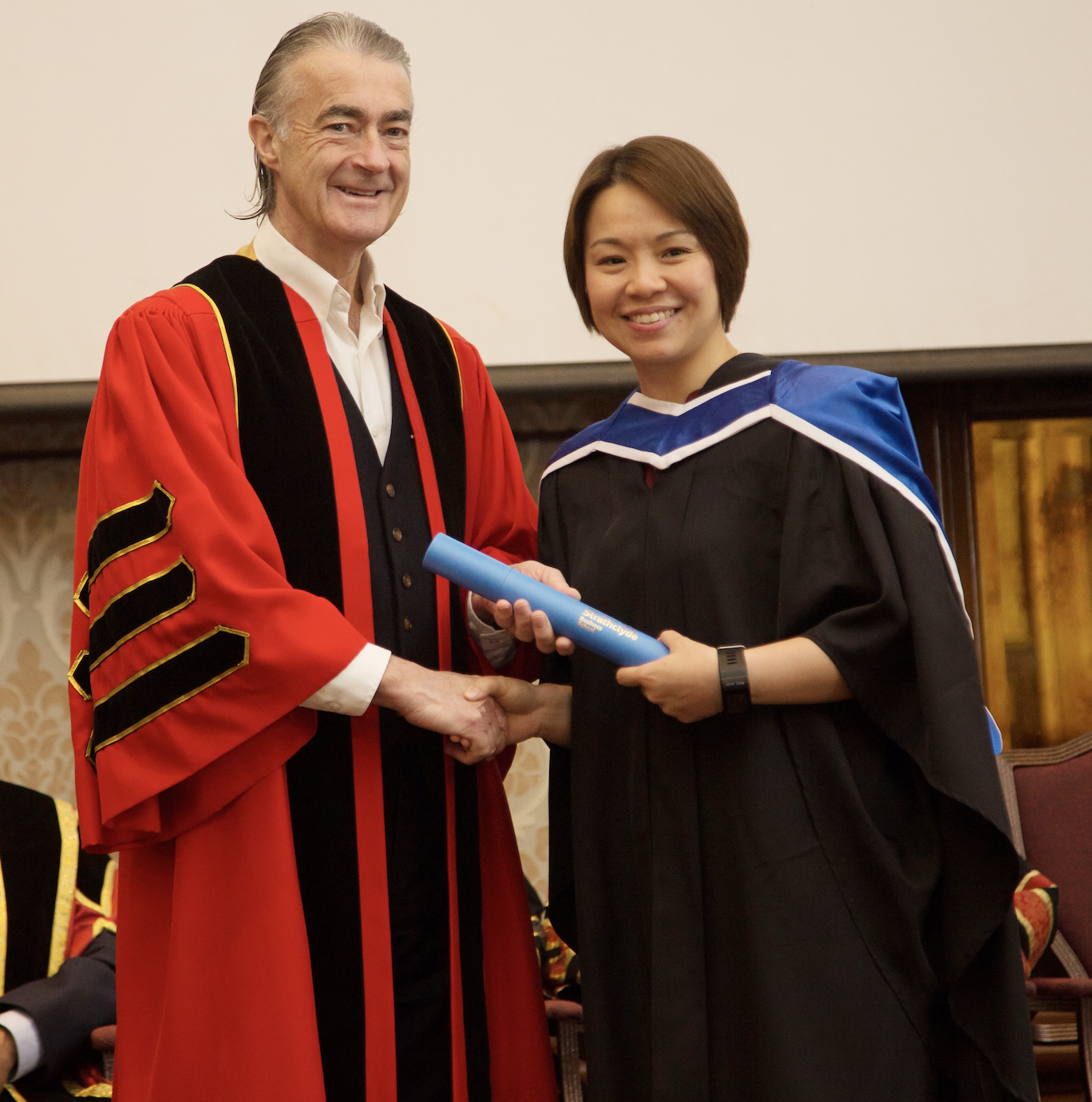 Sarah Lim-Strathclyde MBA Student of the Year 2018